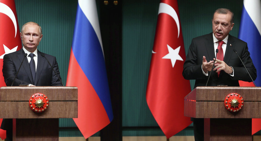 Why does Turkey want to join the Eurasian Union?