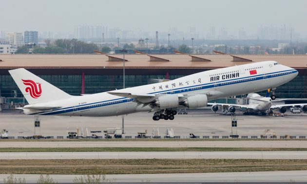 Flight delayed: China's own 'Air Force One' yet to carry Xi