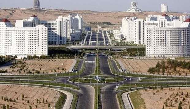 Turkmenistan starts work on nameless 'new city'