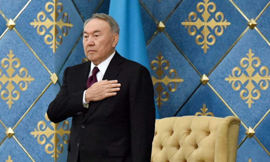 Kazakhstan's big boss steps down – but in name only