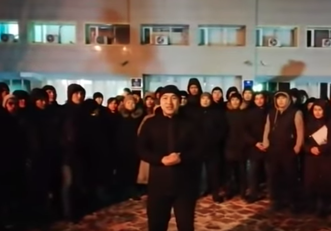 What is the Kazakh regime learning from citizen protests?
