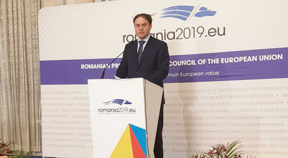 Vassilenko highlights importance of connectivity for sustainable development at High Level Conference on Central Asia