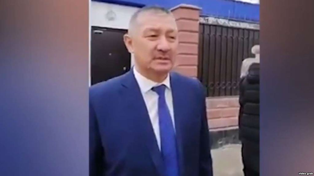Kazakh Judge Fired After Opposition Activist's Acquittal