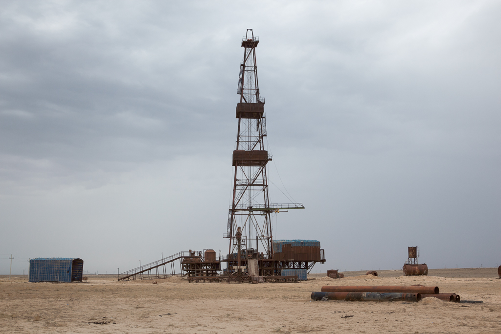 Kazakhstan and its pungent oil: A curse and a blessing