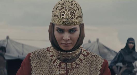 Will life imitate art? Steppe queen movie makes Kazakhs wonder