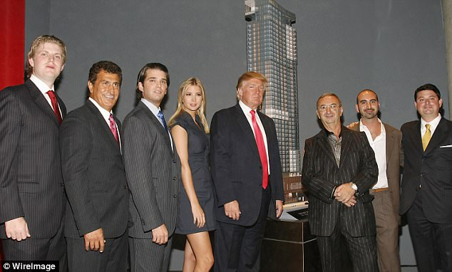 Trump Says 'No Idea' If Kazakh Money Was Invested in SoHo Hotel