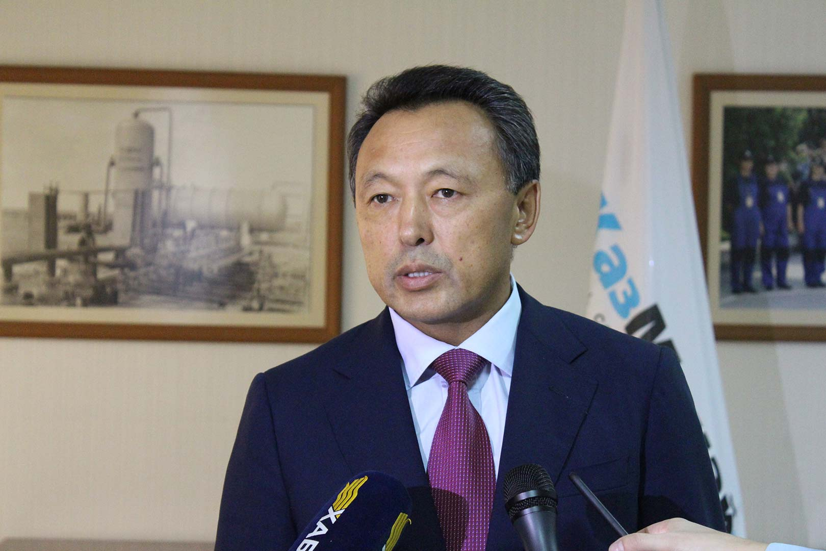 The Sudden Epiphany of Kazakhstan's Ex-Oil Minister