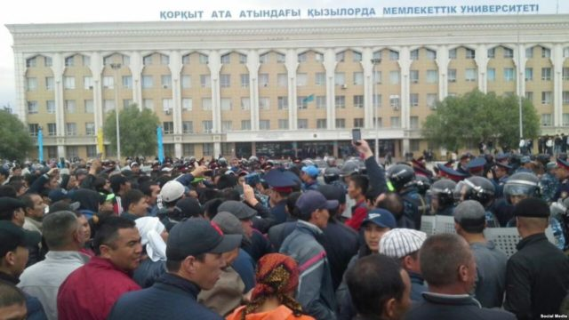 Astana Grapples With Growing Sinophobic Sentiment in Kazakhstan