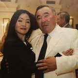 Kazakh president's brother accuses wife of wiring $75 million to 'king of bling