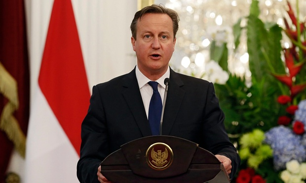 David Cameron vows to fight against 'dirty money' in UK property market