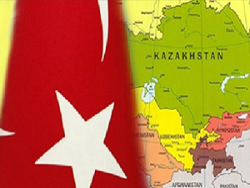 Geopolitical ambitions of Turkey in Central Asia