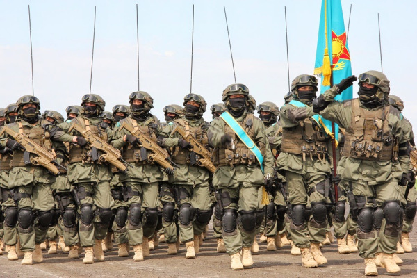 Kazakhstan And France Are Working On Military Cooperation